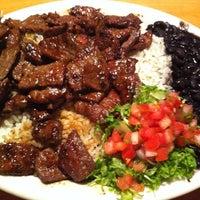 Photo taken at Wahoo's Fish Taco by Jason H. on 11/6/2011
