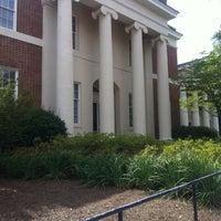 Photo taken at University of Georgia by Slean P. on 7/30/2011