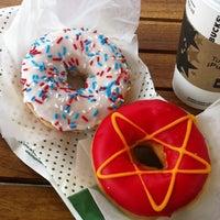Photo taken at Krispy Kreme by Robert D. on 4/9/2012