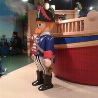 Photo taken at Playmobil FunPark by Anna G. on 10/30/2011