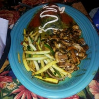 Photo taken at El Norte Grill by Gus R. on 2/4/2012