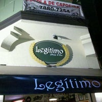 Foto tirada no(a) Legítimo Bar por Marcelo V. em 1/4/2012