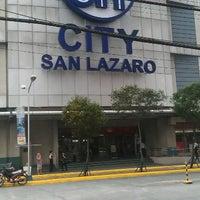 Foto tomada en SM City San Lazaro por Ⓜ ¥ K 📧 el 1/17/2012