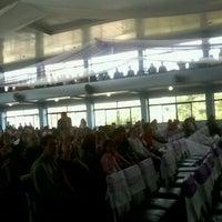 Photo taken at Clube Recreativo São Borjense by Franciele M. on 5/26/2012