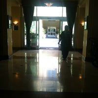 Photo taken at DoubleTree by Hilton Hotel by Edlin h. on 8/10/2012