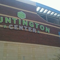 Photo taken at Huntington Center by Jermaine Y. on 4/12/2012