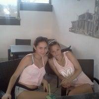 Photo taken at La Pizza by Ioana N. on 7/26/2012
