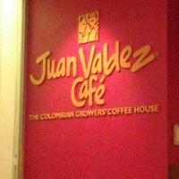 Photo taken at Juan Valdez Café by Marco on 12/30/2011