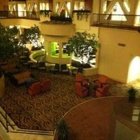 Photo taken at Hilton Stockton by Sunshine 8. on 8/30/2011
