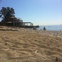 10/13/2011 tarihinde Álvaro F.ziyaretçi tarafından Playa de Baños del Carmen'de çekilen fotoğraf