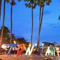 Photo taken at TonTann Market by Maew P. on 8/23/2012