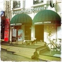 Photo taken at Starbucks by Julia F. on 11/24/2011