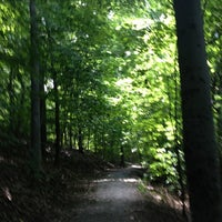 Photo taken at Frick Park by Adam S. on 7/29/2012