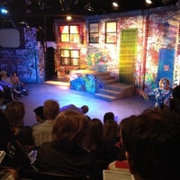 Photo taken at Horizon Theatre by Christian S. on 3/16/2012