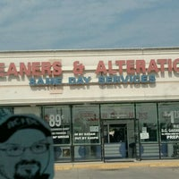 Photo taken at Allen Cleaners by Alex D. on 8/27/2011
