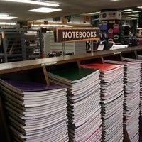 Photo taken at UWM Bookstore by Brandon R. on 10/13/2011