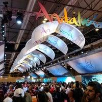 Foto diambil di Feria Internacional de Turismo (FITUR) oleh Pepe M. pada 1/21/2012