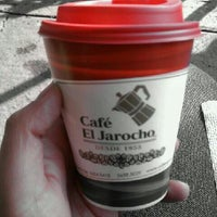 Photo taken at Café El Jarocho by Enrique Z. on 2/21/2012