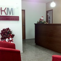 Photo taken at Pkm Consultores by Rosania d. on 11/3/2011