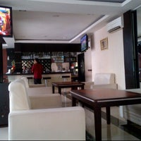 Photo taken at The Paddock Cafe, Resto & Bar by emirul™♔ on 2/21/2012