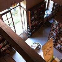 Photo taken at Bibliothèque intercommunale de Langon by Gui T. on 8/31/2012