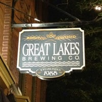 Photo taken at Great Lakes Brewing Company by Wagner P. on 5/24/2012