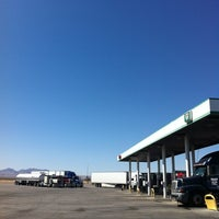 Photo taken at Moapa Paiute Travel Plaza / Chevon Gas by Edwin K. on 6/13/2012