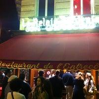 Photo taken at Le Relais de Venise by Nevzat S. on 9/2/2012