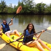Photo taken at Oleta River State Park by Ricardo L. on 8/15/2012
