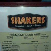 Photo taken at Shakers by Ric M. on 6/13/2012
