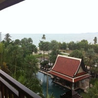 Photo taken at Dor-Shada Resort by the Sea by Id N. on 6/2/2012