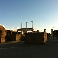 Photo taken at Area Archeologica di Pompei by YuMi K. on 5/7/2012