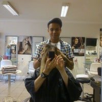 Photo taken at Hair Company by Linda W. on 8/1/2012