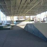 Photo taken at Skate park by Tony L. on 3/20/2012