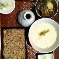Photo taken at 手打蕎麦処 吉尾 by Yukika on 8/24/2012