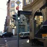 Photo taken at Herbert'z Espressobar by Andreja M. on 4/27/2012