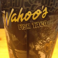 Photo taken at Wahoo's Fish Taco by Brad L. on 3/24/2012