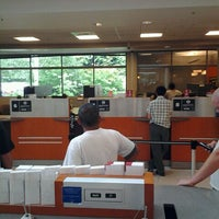 Photo taken at BECU Everett Financial Center by Dunsimi Dc T. on 8/21/2012