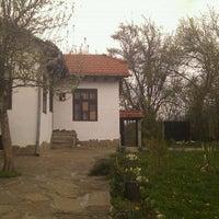 Photo taken at Вила Ваня by Irina I. on 4/15/2012
