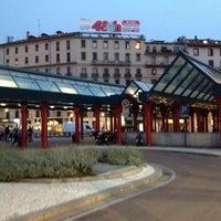 Photo taken at Piazzale Luigi Cadorna by InDOMEstico on 9/4/2012