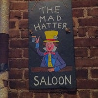 Photo taken at The Mad Hatter Pub & Eatery by Frank S. on 4/24/2012