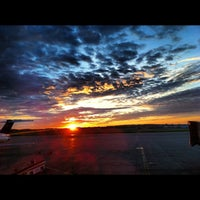 Photo taken at Dane County Regional Airport (MSN) by Lissa E. on 8/19/2012