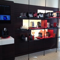 Photo taken at Nespresso Boutique by Abraham N. on 4/16/2012