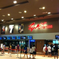 Photo taken at TGV Cinemas by Terence T. on 2/25/2012