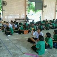 Photo taken at โรงเรียนตะกั่วป่า เสนานุกูล by PayapYOU on 8/24/2012