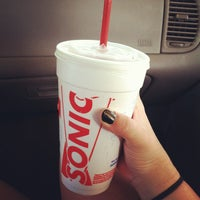 Photo taken at SONIC Drive In by Emily R. on 5/22/2012