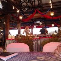 Photo taken at Restoran Rebung Chef Ismail by Pujangga B. on 6/11/2012