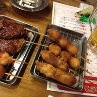 Photo taken at なんでやGabu by Tamiko G. on 3/31/2012