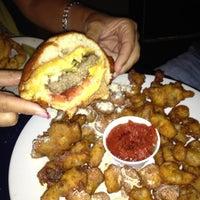 Photo taken at Joe's Gizzard City by Laura B. on 7/28/2012