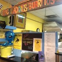 Photo taken at Big Daddy's Burritos by JohnChase N. on 8/18/2012